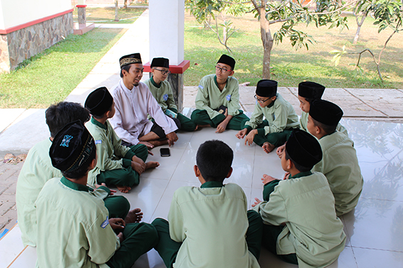 Bina Pribadi Islami, Membentuk Karakter Santri