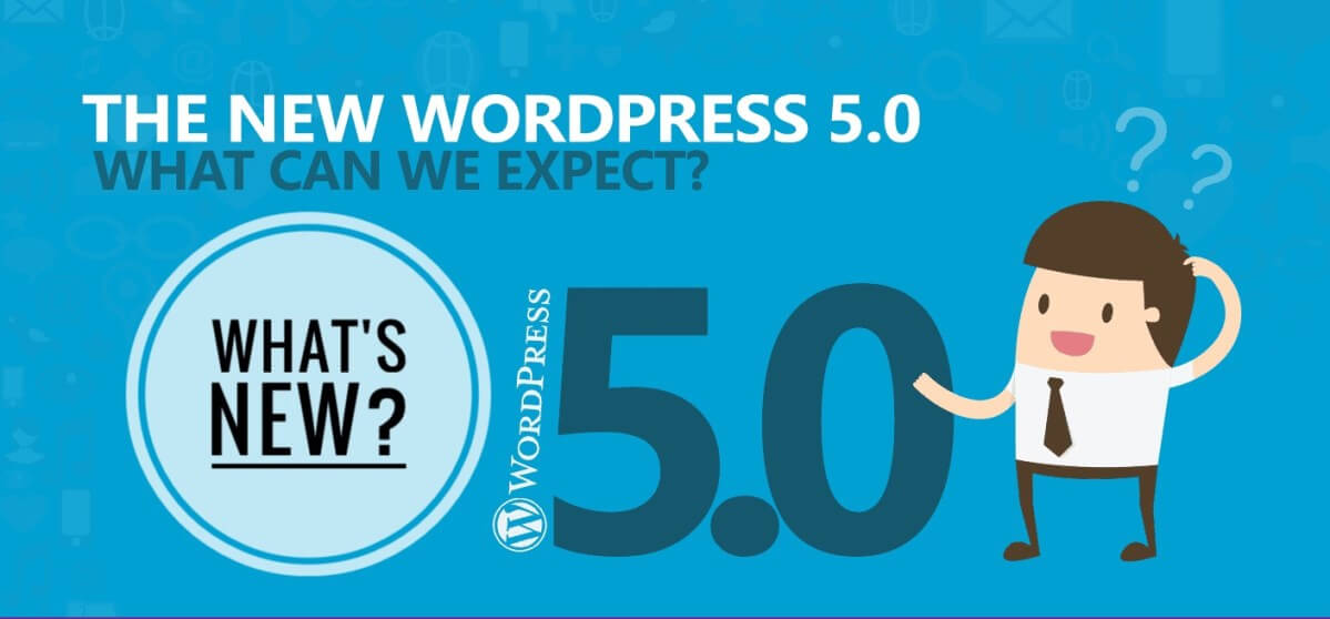 "Generasi Baru WordPress 5.0 ""Bebo"" - Say Hello to the New Editor"